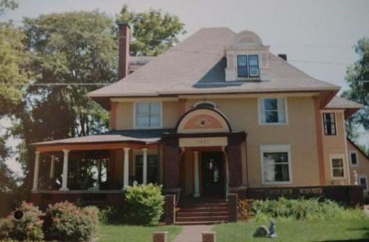 Stevenson House - 1942 Arlington
